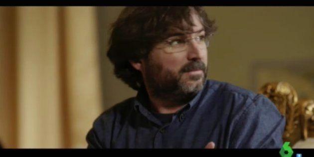 Jordi Évole durante la entrevista a Nicolás Maduro en