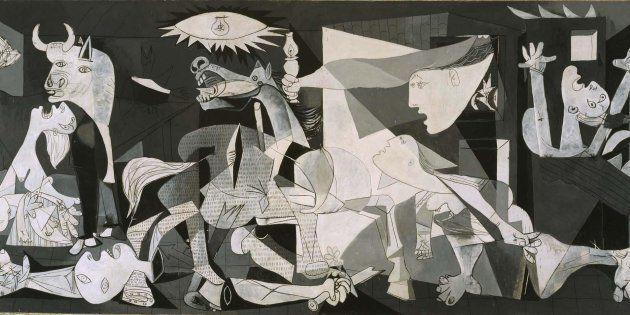 'Guernica', de Pablo