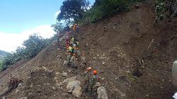Dos derrumbes en Bolivia provocan al menos 11 muertos, varios desaparecidos y decenas de