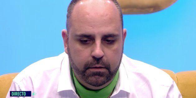 Julio Ruz, expulsado de 'GH Dúo' (Telecinco) por conducta