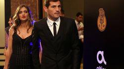 Iker Casillas publica en Instagram una foto de Sara Carbonero