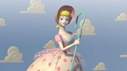 El guiño feminista de la pastora Betty en 'Toy Story