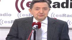 Jiménez Losantos explota contra Almodóvar: