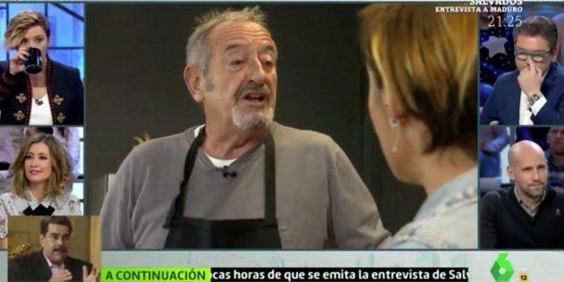 Karlos Arguiñano en 'Liarla