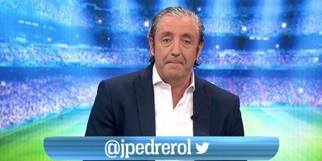 La noticia de Pedrerol en \'El Chiringuito\' que la audiencia no quiso ...