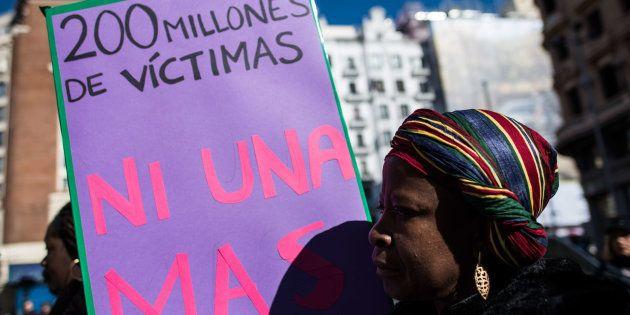 Mutilación genital femenina: una de las peores violencias machistas (y la más