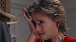 Emma Thompson se inspiró en una ruptura real para su papel en 'Love