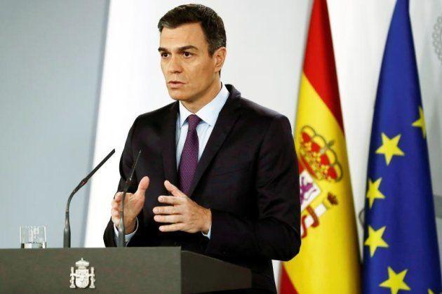 El presidente del Gobierno, Pedro Sánchez, reconoce a Juan Guaidó como presidente de