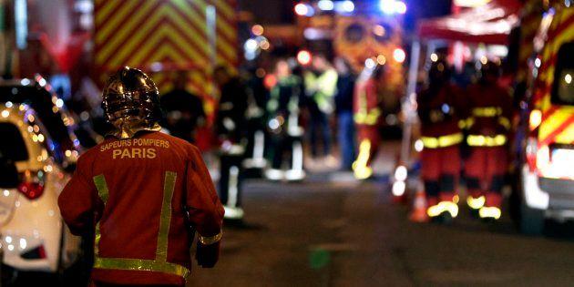 Al menos diez muertos y 30 heridos en un incendio en un edificio de