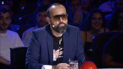 Risto Mejide cae en la trampa de unos concursantes de 'Got Talent' y recibe una