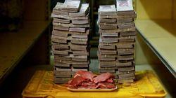 11 fotos que reflejan la brutalidad de dinero que los venezolanos debían pagar por productos