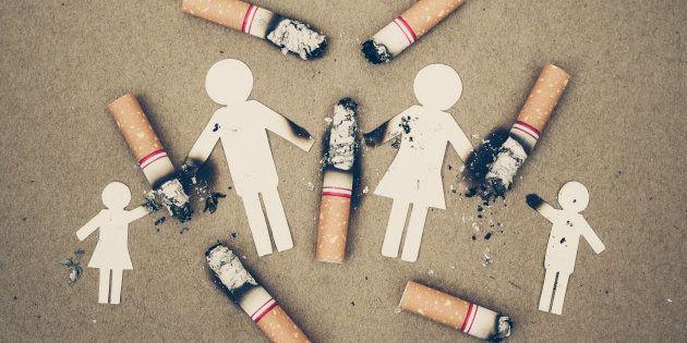 Un padre pierde la custodia de sus hijos en Córdoba por fumar ante