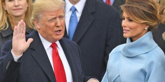 Trump jura el cargo de presidente de