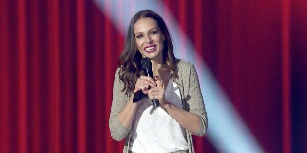 Eva González se emociona en 'La