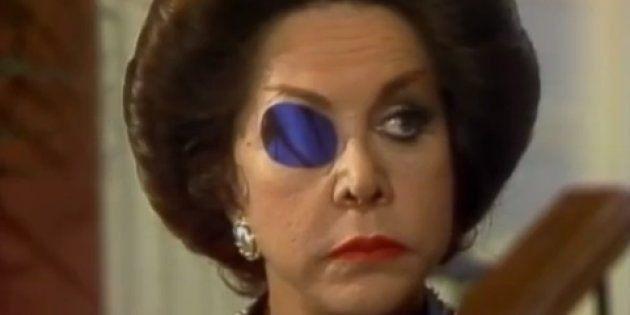 Fallece la actriz María Rubio, la cara imprescindible de las telenovelas