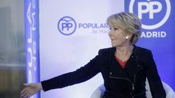 El PP de Madrid desvió subvenciones públicas para pagar la cena de