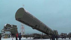 Putin se jacta de sus nuevas armas