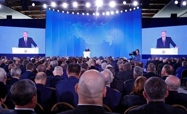 Putin pronuncia su