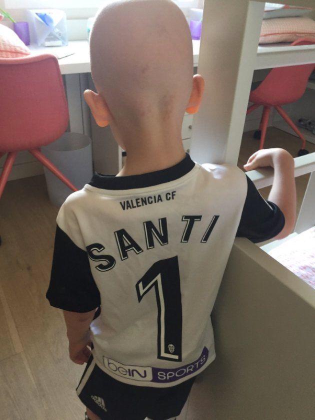 Empeora gravemente la salud del hijo pequeño de Santiago
