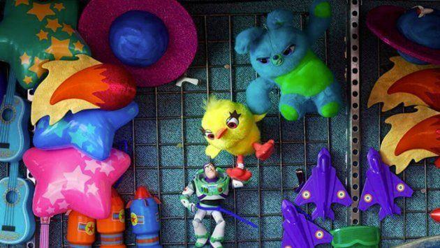 Una escena de 'Toy Story