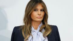 El gran viaje de Melania Trump a los que su marido considera