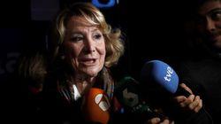 'Paquí Pallá', el ingenioso nombre elegido por el PP de Aguirre para una empresa con la que se financió