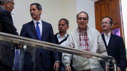 Guaidó se reúne con ex ministros del Gobierno de Chávez para impulsar el