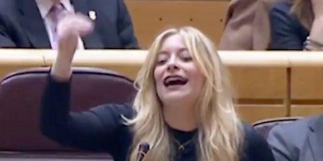 Senadora del