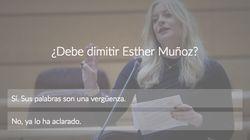 Encuesta: ¿Debe dimitir esta senadora del PP por sus palabras sobre la Memoria