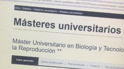 Cachondeo por las frases que ha escrito un estudiante en la página de la Universidad de Oviedo tras