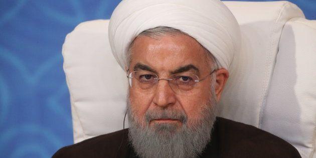 El presidente iraní, Hassan