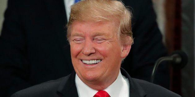 Discurso de Trump sobre el Estado de la