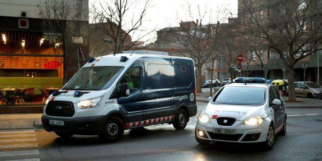 Los detenidos por presunta violación de Sabadell pasan a disposición
