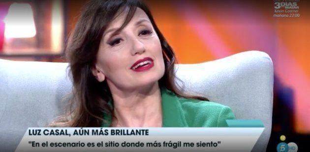 El tremendo corte de Luz Casal a Toñi Moreno en 'Viva La