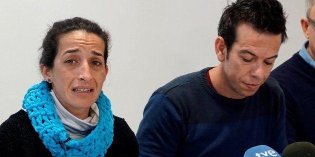 Los padres de Gabriel: