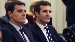 PP, Ciudadanos y Vox convocan por separado este domingo a los españoles en Madrid para