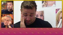 Rafa Mora llora en 'Sálvame' al contar lo más íntimo de su