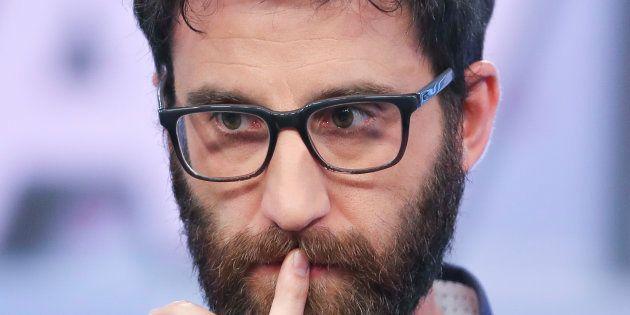 El actor Dani Rovira, fotografiado durante el programa 'El