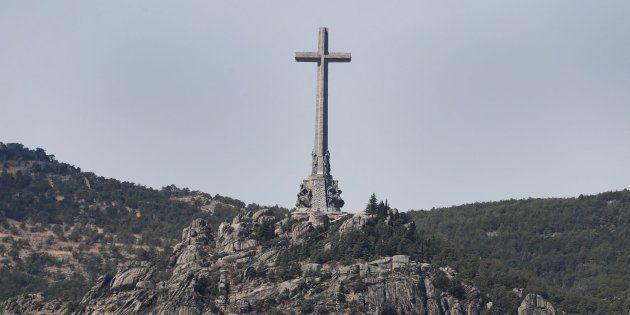 Vista general del monumento del Valle de los