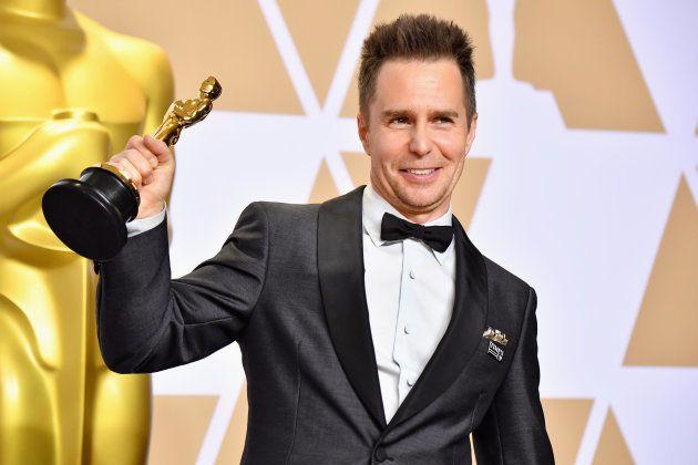 Sam Rockwell galardonado con el premio a Mejor actor de reparto en la 90ª edición de los Premios
