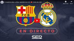 Sigue en directo el Barcelona - Real Madrid de semifinales de la Copa del