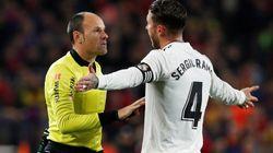 Polémica con Sergio Ramos: la acción que lo convierte en lo más comentado del