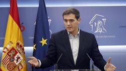 Rivera cree que la mejor moción de censura contra Sánchez es