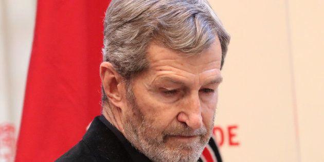 El ex jefe del Estado Mayor de la Defensa Julio