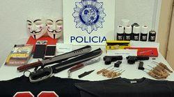 Detenidos cinco miembros de Hogar Social por acoso y amenazas a agentes de