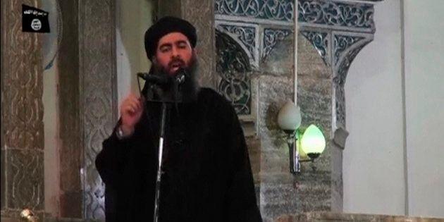 Mensaje del 5 de julio de 2014 que dio en Mosul el supuesto líder del EI, Abu Bakr