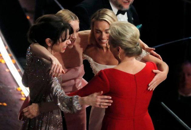 Lo que no viste mientras Frances McDormand recogía el Oscar a Mejor