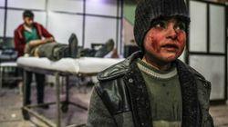 Nuevos bombardeos aéreos del régimen sirio matan a más de una decena de civiles en