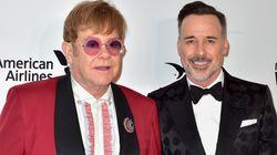 Un español se cuela en la fiesta de Elton John tras los