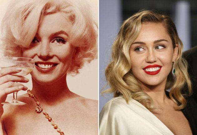 El inesperado parecido razonable de Miley Cyrus en los